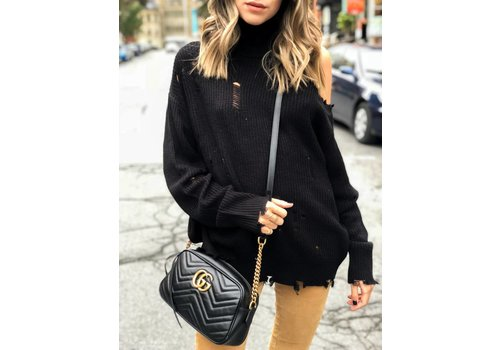 Elan Dalia Sweater Black