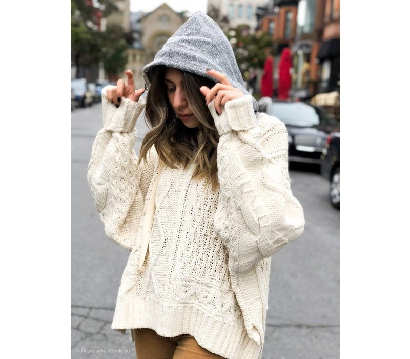 Darleen Sweater Oatmeal