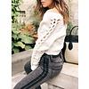 Nouveau Noir Kensington Zip Sweater