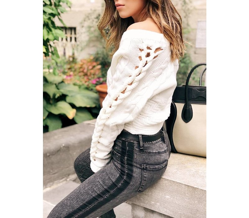 Kensington Zip Sweater