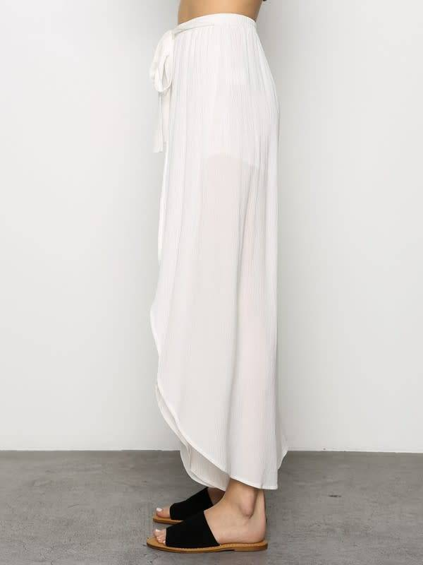 Flowy Tulip Cropped Pants