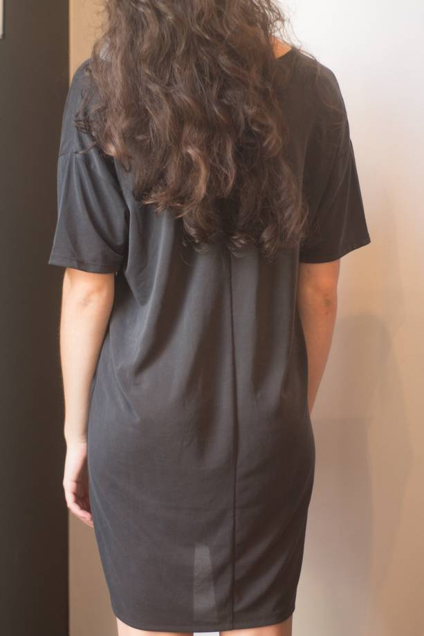 Blanche S/S Drop Shoulder T-Shirt Dress