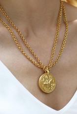 Julie Vos Coin Pendant