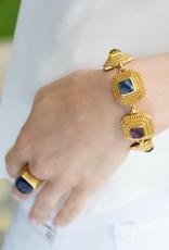 Julie Vos Luxor Bracelet Gold