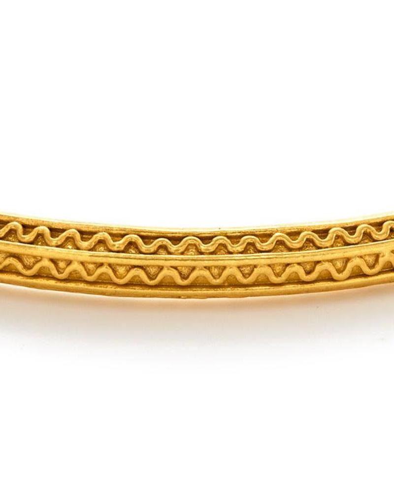 Julie Vos Safari Baroque Stacking Bangle