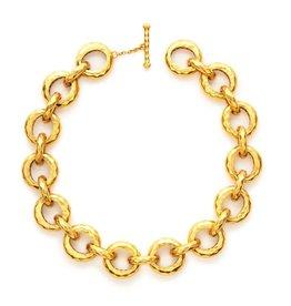 Julie Vos Savannah Link Necklace