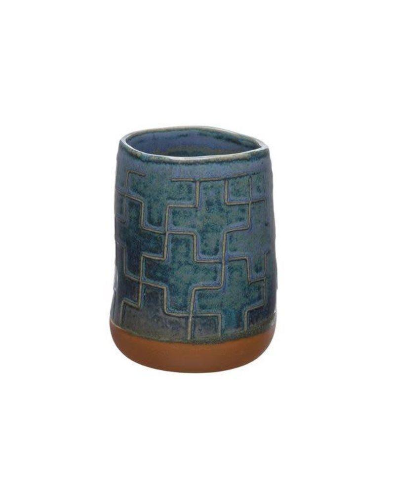Indaba Aztec Midnight Mug