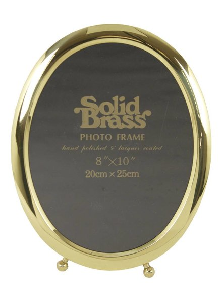 Upper Deck Brass Classic Picture Frame