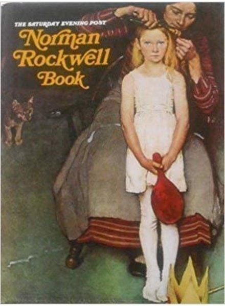 Vintage Norman Rockwell Vintage Book
