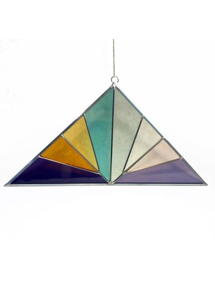 Debbie Bean Panel Large Triangle