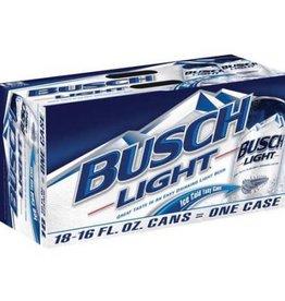 Busch Light 18 can