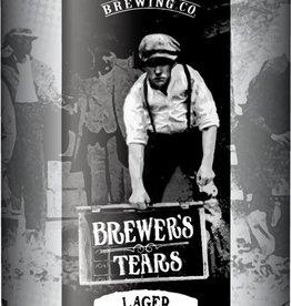 Third Street Brewer's Tears 12 can