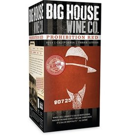 Big House Red 3L