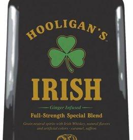 Hooligan's Irish Ginger Whiskey 750ml