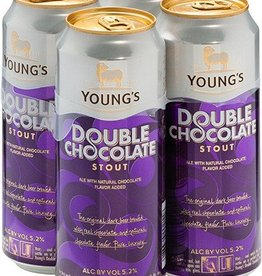 Young's Double Chocolate Stout 4 can