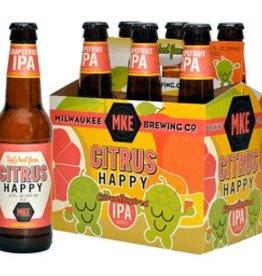 MKE Citrus Happy IPA 6 btl