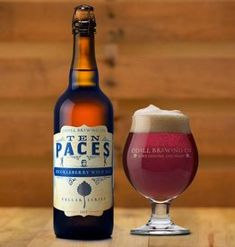 Odell Ten Paces Huckleberry Wild Ale