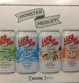 Lake Monster Mix Pack 12 can