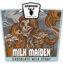Drekker Milk Maiden Chocolate Milk Stout 4 can
