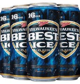 Milwaukee's Best Ice 16oz 6 can
