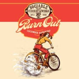 Sociable Cider Werks Sociable Cider Werks Burn Out 4 can