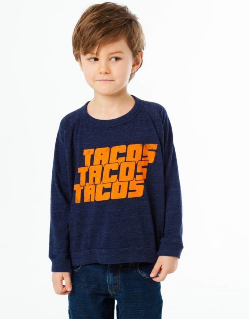 CHASER CHASER TACOS  TRIBLEND T-SHIRT