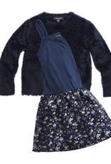 IMOGA IMOGA LISETTE  DRESS WITH  SWEATER
