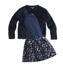 IMOGA LISETTE  DRESS WITH SWEATER