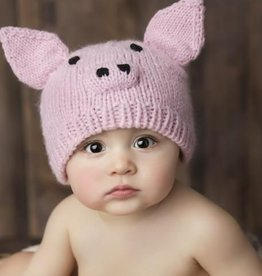 THE BLUEBERRY HILL SAMMIE PIG HAT