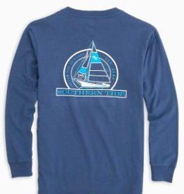 SOUTHERN TIDE FOLLOW THE SKIPJACK T-SHIRT