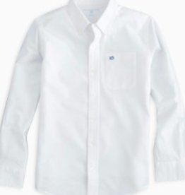 SOUTHERN TIDE BOYS OXFORD SPORT SHIRT