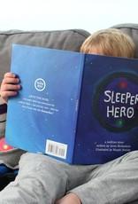 BOY SLEEPER HERO WITH BOOK