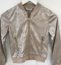 MAYORAL GOLD FAUX JACKET
