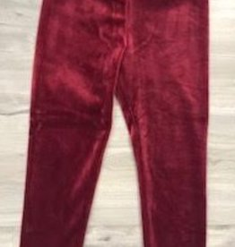 MAYORAL ELASTIC VELVET LEGGINGS