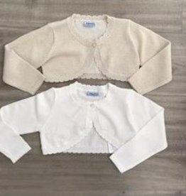 MAYORAL BABY BASIC KNIT CARDIGAN