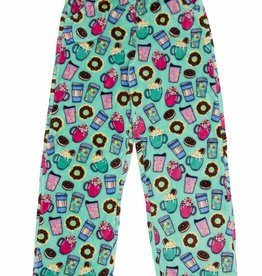 CANDY PINK/120 CLOTHING CO HOT CHOCOLATE PANT