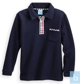 BELLA BLISS CAMPBELL POLO SHIRT