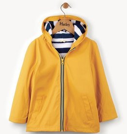 HATLEY BOYS YELLOW RAIN COAT