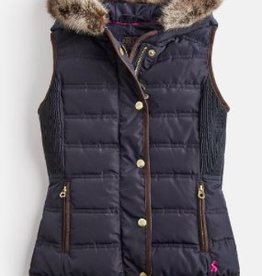 JOULES ALANIS HOODED VEST