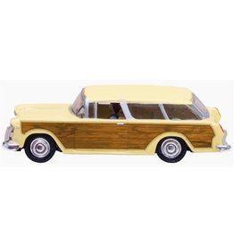Woodland Scenics HO Scale Just Plug Station Wagon