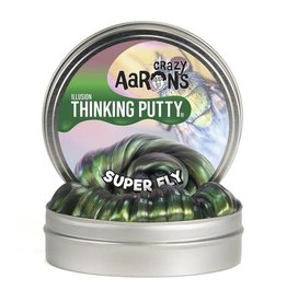 "Crazy Aaron Putty Thinking Putty - Super Fly Illusion 2"" Tin"