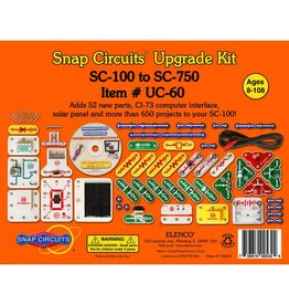 Elenco Snap Circuits Upgrade Kit UC-60