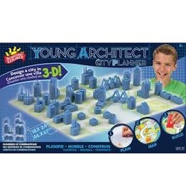 Scientific Explorer Youth Architect City Planner