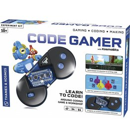 Thames & Kosmos Code Gamer Experiment Kit