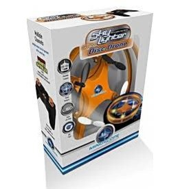 Mindscope Products Disc Drone Orange
