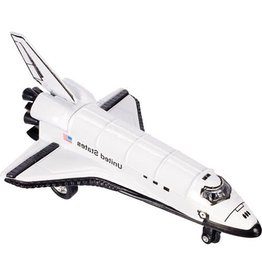 Toy Smith Space Shuttle (Pull Back)