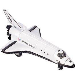 Toy Smith Toysmith -  Space Shuttle - Pullback