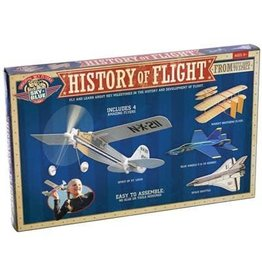 Be Amazing Toys History of Flight Kit