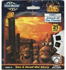 Discovery Kids View Master Star Wars Reels