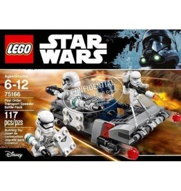 Lego 75166 First Order Transport Speede.. V39